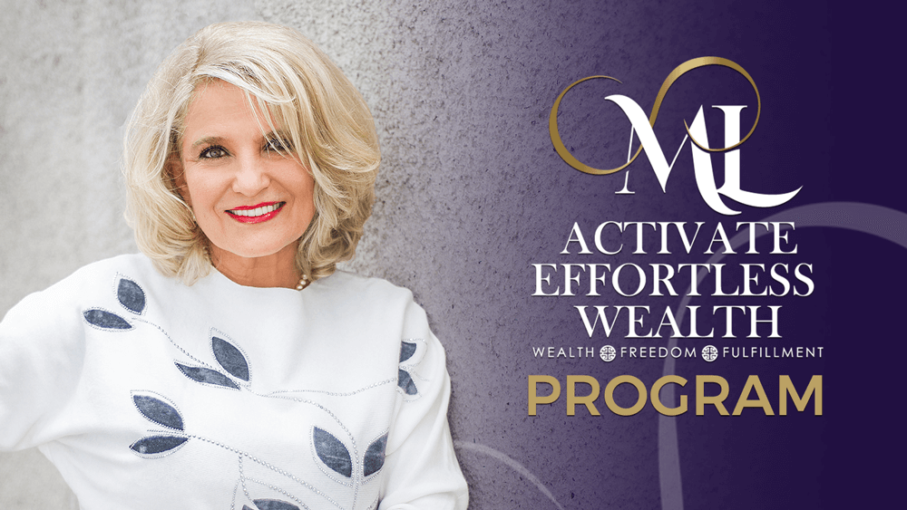 Activate Effortless Wealth program with Millen Livis
