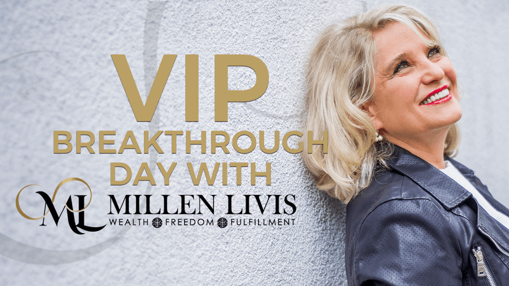 VIP BREAKTHROUGH Day with Millen
